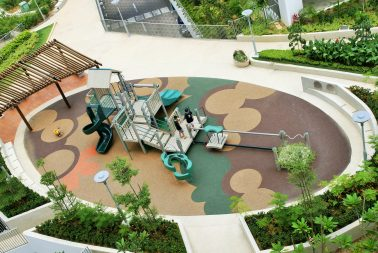 EPDM flooring supplier in Singapore for nursery