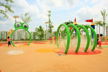 Singapore Waterplay Equipment for Outdoor