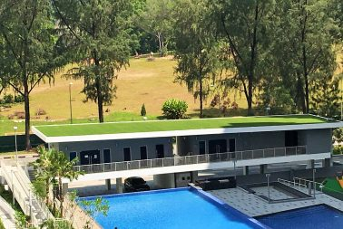 Singapore Supplier of Artificial Turf for golf ranges