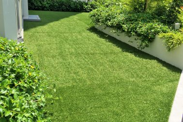 Artificial turf supplier in Singapore for residential gardens