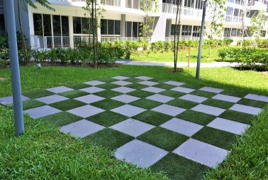 Artificial turf for footpaths supplier in Singapore