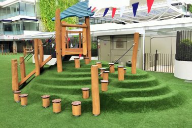 Artificial turf for playground supplier in Singapore