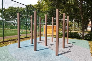 Best quality timber fitness equipment supplier in Singapore