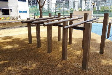Quality timber fitness equipment supplier in Singapore