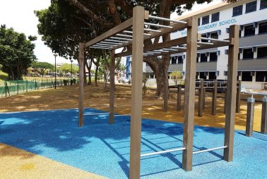 Quality fitness equipment supplier in Singapore for schools