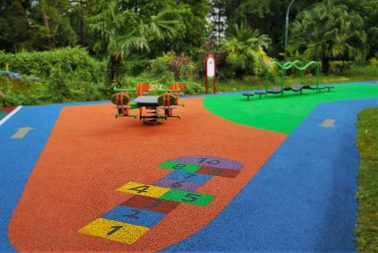 EPDM for Playground